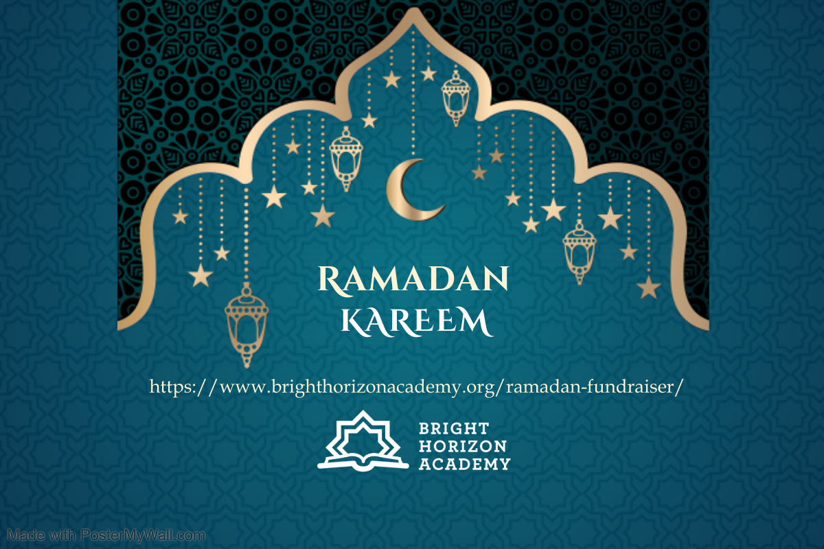 Donate now: https://www.brighthorizonacademy.org/ramadan-fundraiser/